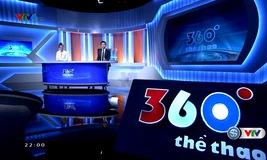 360 độ thể thao - 26/9/2017