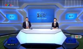 Nhịp đập 360 độ thể thao - 16/12/2017