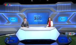 Nhịp đập 360 độ thể thao - 13/12/2017