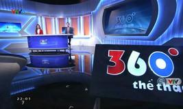 360 độ thể thao - 11/11/2017