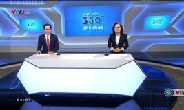 Nhịp đập 360 độ thể thao - 19/11/2017