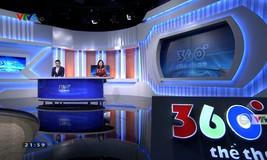 360 độ thể thao - 22/11/2017