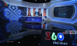 360 độ thể thao - 06/12/2018