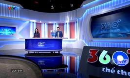 360 độ thể thao - 24/02/2018