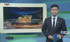 Thể thao 24/7 - 11/01/2018
