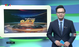 Thể thao 24/7 - 18/4/2018