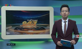Thể thao 24/7 - 20/4/2018