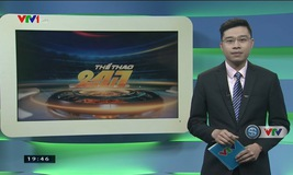 Thể thao 24/7 - 24/4/2018