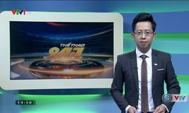 Thể thao 24/7 - 12/6/2018