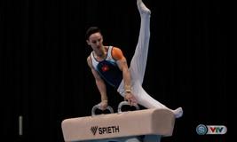 3 phút cùng sao: Đinh Phương Thành và cơ hội dự Olympic