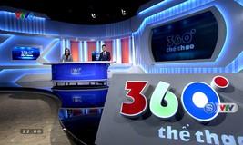 360 độ thể thao - 19/9/2018
