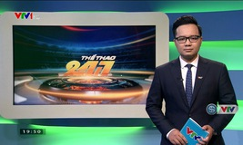 Thể thao 24/7 - 24/9/2018