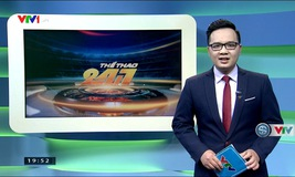Thể thao 24/7 - 15/01/2018