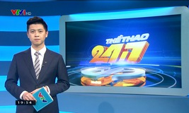 Thể thao 24/7 - 17/01/2019