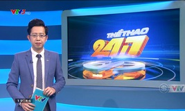 Thể thao 24/7 - 18/01/2019