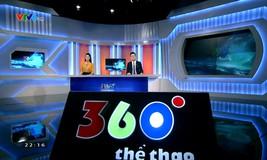 360 độ thể thao - 13/10/2019
