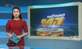 Thể thao 24/7 - 20/10/2019
