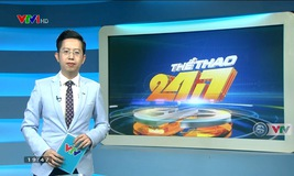 Thể thao 24/7 - 22/10/2019