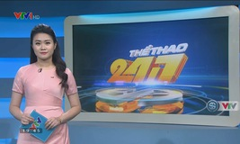 Thể thao 24/7 - 10/11/2019