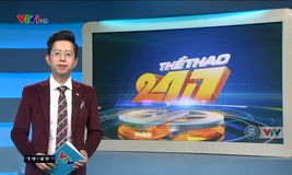 Thể thao 24/7 - 02/12/2019