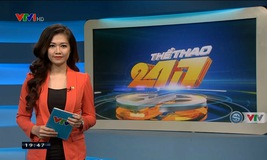Thể thao 24/7 - 03/12/2019