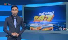 Thể thao 24/7 - 14/4/2019