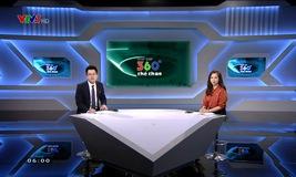 Nhịp đập 360 độ thể thao - 22/4/2019
