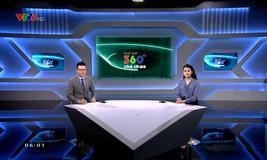 Nhịp đập 360 độ thể thao - 23/4/2019