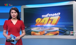 Thể thao 24/7 - 19/5/2019
