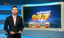 Thể thao 24/7 - 20/5/2019
