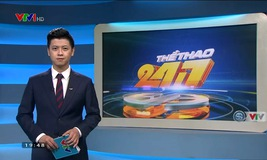 Thể thao 24/7 - 12/6/2019