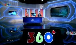 360 độ thể thao - 11/7/2019