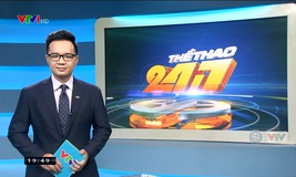 Thể thao 24/7 - 12/7/2019