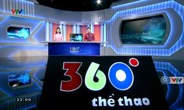 360 độ thể thao - 20/7/2019