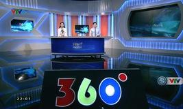 360 độ thể thao - 14/8/2019