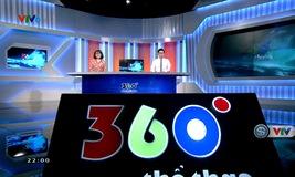 360 độ thể thao - 18/8/2019