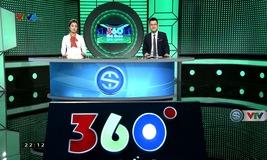 360 độ thể thao - 12/01/2020