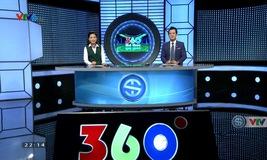 360 độ thể thao - 14/01/2020