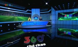 360 độ thể thao - 25/11/2020