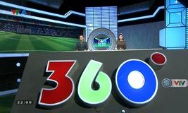 360 độ thể thao - 20/02/2020