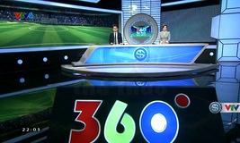360 độ thể thao - 31/3/2020