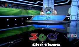 360 độ thể thao - 26/5/2020