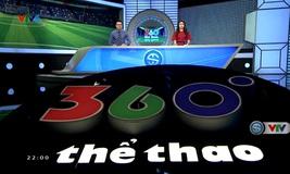 360 độ thể thao - 30/5/2020