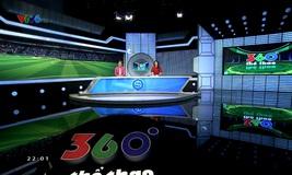 360 độ thể thao - 29/6/2020