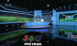 360 độ thể thao - 12/7/2020