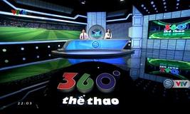 360 độ thể thao - 05/7/2020