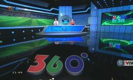 360 độ thể thao - 01/8/2020