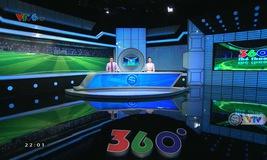 360 độ thể thao - 12/8/2020