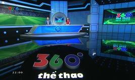 360 độ thể thao - 06/8/2020