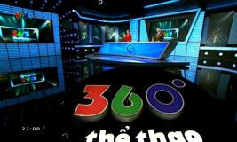 360 độ thể thao - 11/01/2021